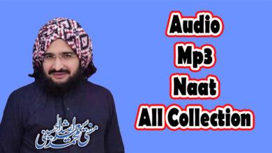Photo of Mufti Arshad al Hussaini Audio Mp3 Naats